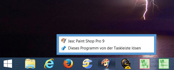 symbole verkleinern desktop windows 10