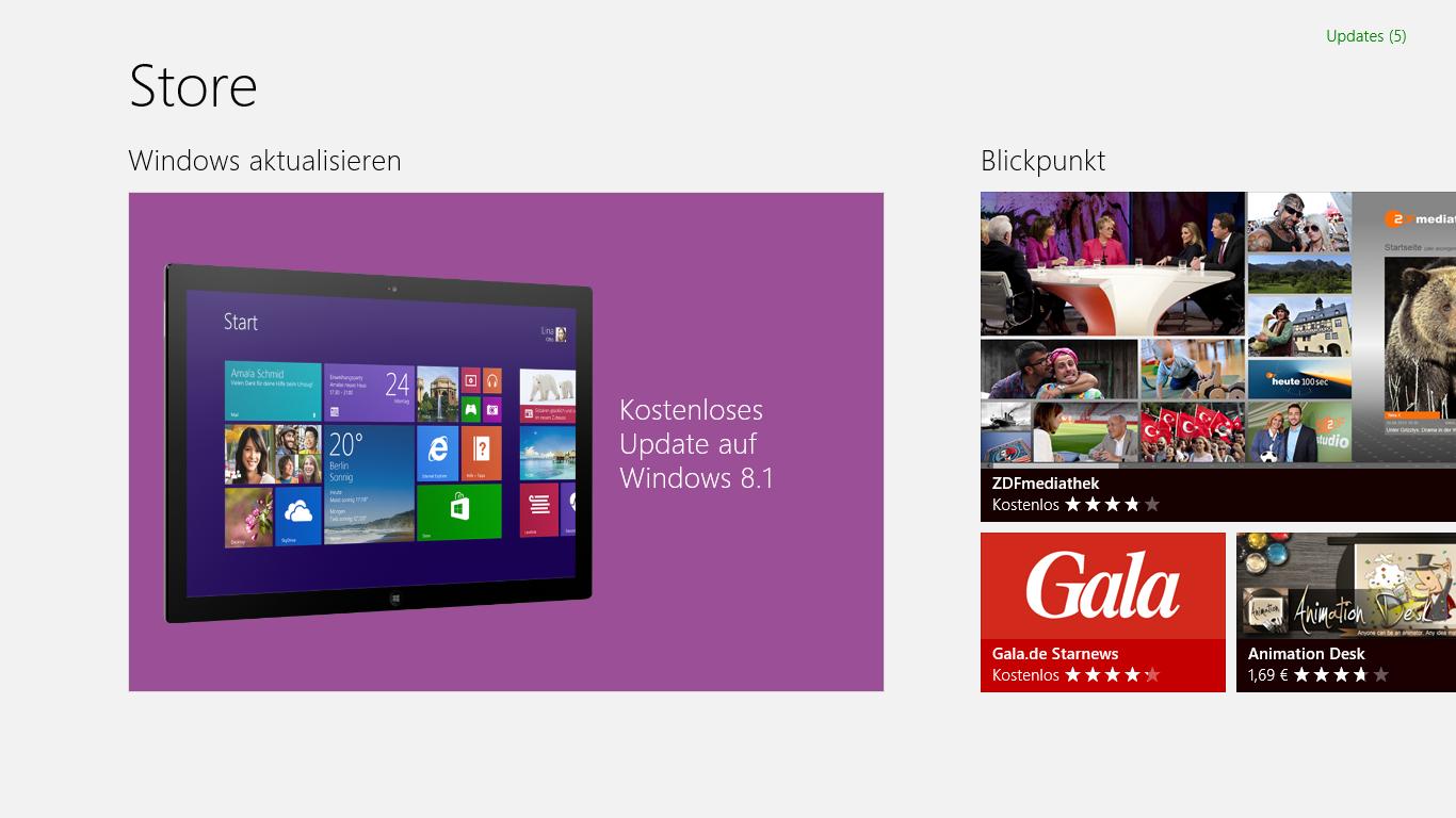 heute windows 10 update